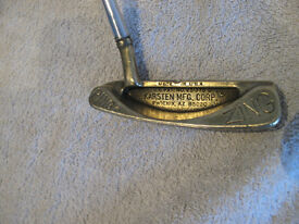 Ping Zing Brass golf Putter