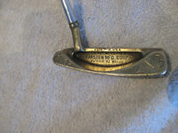 Ping Zing Brass golf Putter