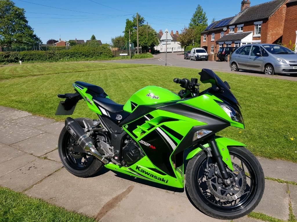 Kawasaki Ninja 300 A2 Licence In Derby Derbyshire Gumtree