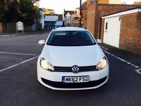 2012 VW GOLF 1.6 DIESEL ESTATE MAIN DEALER HISTORY 1 OWNER