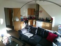 DOUBLE ROOM TO RENT - IN FLAT - TO SHARE FOR MATURE LADY