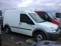 SPARES OR REPAIR 2006 ford transit lwbase hightop in vgcondition side loader SPARES OR REPIAR