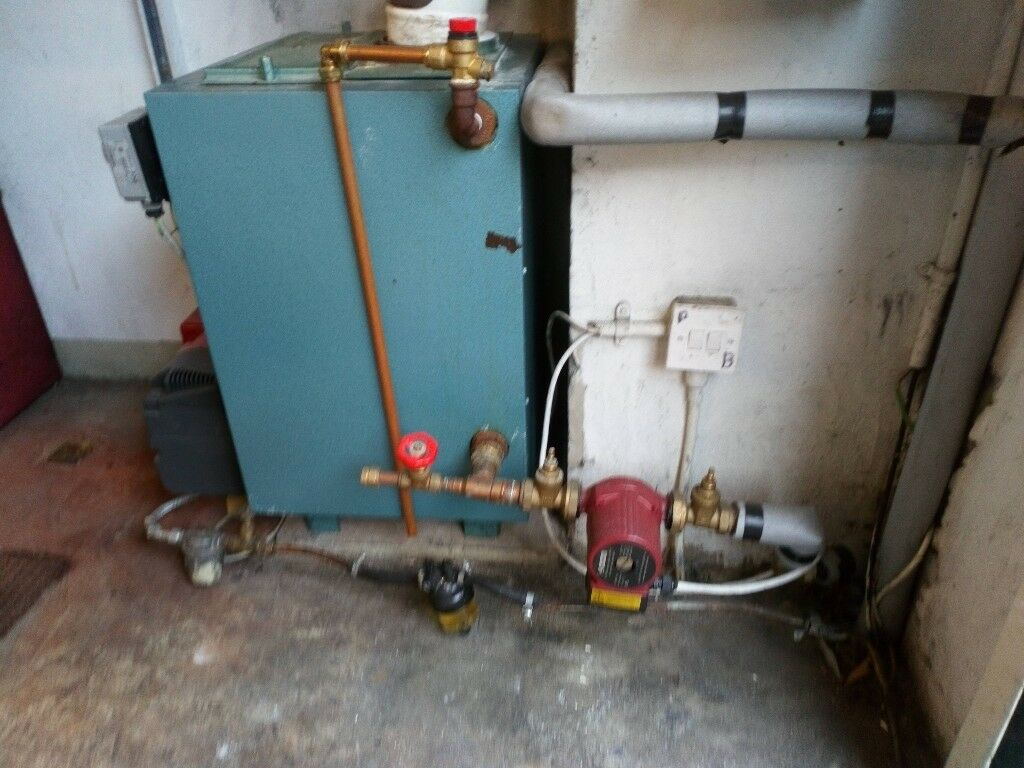 central heating boiler | in Larne, County Antrim | Gumtree