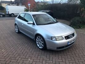 AUDI QUATTRO - S3 Turbo - (Silver) Very good runner with very minor attention required