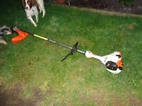 Petrol strimmer Stihl fs56rc Mint condition