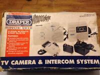 TV Camera & Intercom System