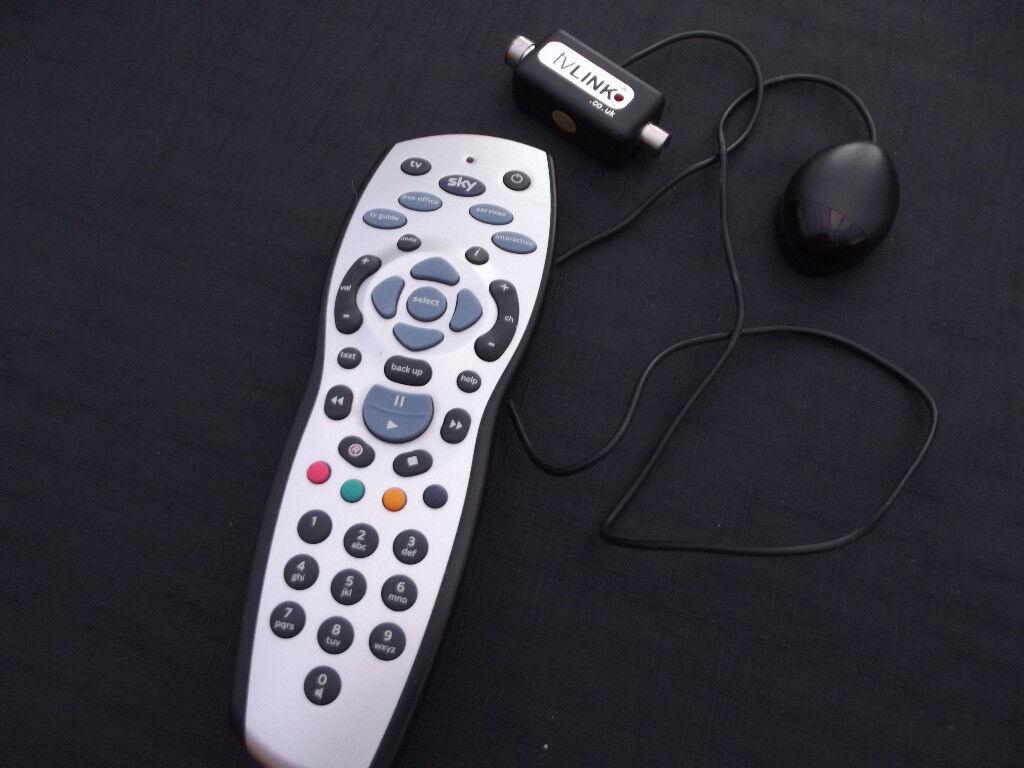 Sky + HD Remote Control & Magic Eye