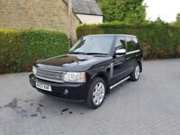 Range Rover Vogue TD V8 Automatic 3628cc