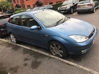 Ford Focus, 1.8, 3DR