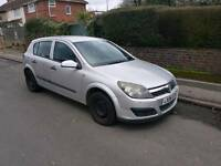 2006 vauxhall astra 1.7 cdti good runner quick sale