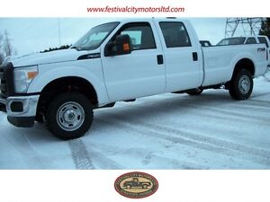 2012 Ford F-350 FX4 | Crew Cab | 8' Box | CERTIFIED