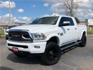 2016 Ram 2500 LONGHORN LIMITED**LEATHER**NAV**BACK UP CAM**