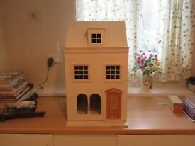 DOLLS HOUSE.....3 STORIES