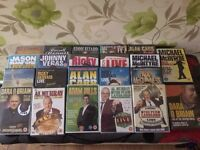 22 stand up comedy DVDs inc Billy Connolly, Michael Mcyntyre, Alan Carr and many more