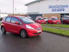 HONDA JAZZ 1.3 I-VTEC SI REDUCED £500 One Previous Own (red) 2010