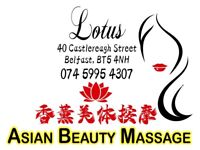 Refresh Malaysia-Chinese Full Body Massage at 40 Castlereagh Street, Belfast, BT5 4NH