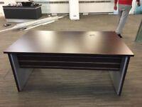 9 desks in excellent condition