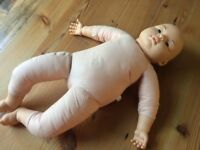 *EXC Professional Rogel Baby Massage Doll East Asian Features*