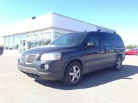 2009 Pontiac Montana SV6 w/1SC DVD, power sliding door,