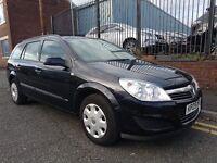 2009 Vauxhall Astra 1.8 i 16v Life 5dr Estate, Warranty & Breakdown Cover Available, £1,895