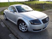 AUDI TT 1.8 T 3d 177 BHP 6 Month RAC Parts & Labour Warranty MOT Aug 2018