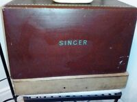 Singer 185k electric sewing machine