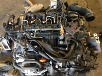 2010 Audi A3 1.6 tdi cay engine same golf mk6 skoda Seat Leon touran Passat