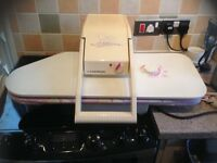 Dimensions Ironing press