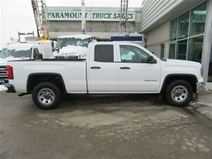 2014 Chevrolet Silverado 1500 Double Cab 2wd short box loaded
