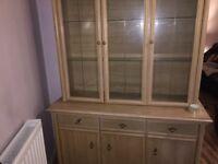 Large furniture - Dresser/Corner Cupboard