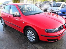 seat leon parts from 2 red cars 1.4 petrol and 1.9 diesel