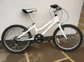 """Girls mountain bike - Ridgeback cherry 20"""""""