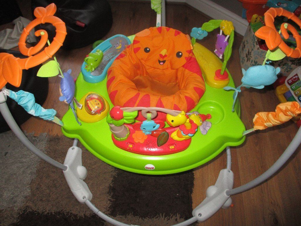a39a59549f74 Fisher Price Jumperoo