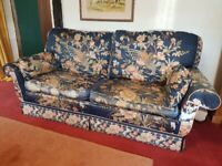 Large Traditional 2 Seater sofa