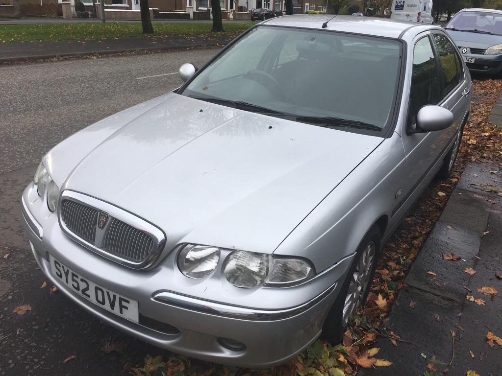 Rover 45 1.4 petrol