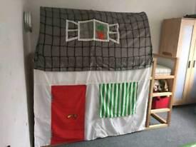Children's Tent bed Ikea