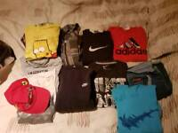 Boys Clothing Bundle Age 10 to 15