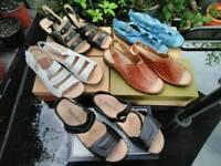 Ladies summer sandles