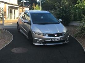 2008 HONDA CIVIC 2.0 iVTEC TYPE R GT