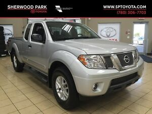 2014 Nissan Frontier 4WD King Cab SWB Auto SV