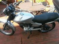 Honda cg 125 for sale 600