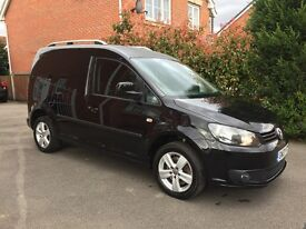 Vw caddy 2.0 tdi highline no vat to pay
