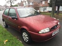 FORD FIESTA STARTS AND DRIVES PERFECT