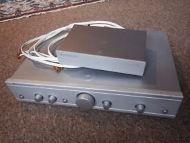 Cambridge Audio A5 & 540P amps for sale