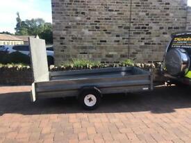 Inderspention trailer 1 ton