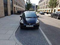 Gorgeous 2009 (58) plate Sleek Black Honda Jazz 1.4 Hatchback 5 Seats Low Mileage Alloy wheels,