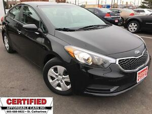 2016 Kia Forte LX ** BLUETOOTH, CRUISE, ECO MODE **