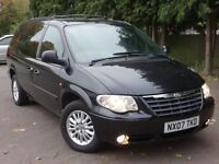 2007 Chrysler Grand Voyager 2 YEARS WARRANTY,Automatic Diesel Auto,service history,7 seats