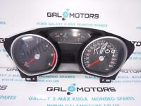 FORD GALAXY MK3 S-MAX MONDEO MK4 2007-2010 1.8 TDCI INSTRUMENT CLUSTER KY09