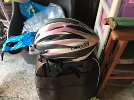 Canyon Concord Bicycle Helmet